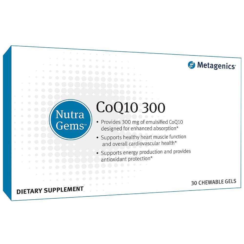 NutraGems CoQ10 300mg