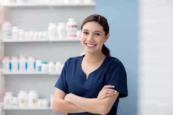 Pharmacy associate