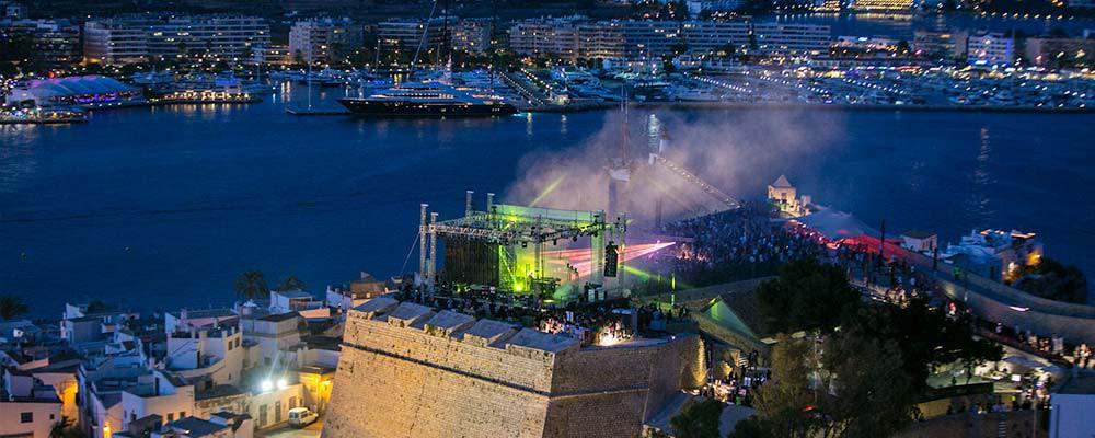 International Music Summit, Ibiza