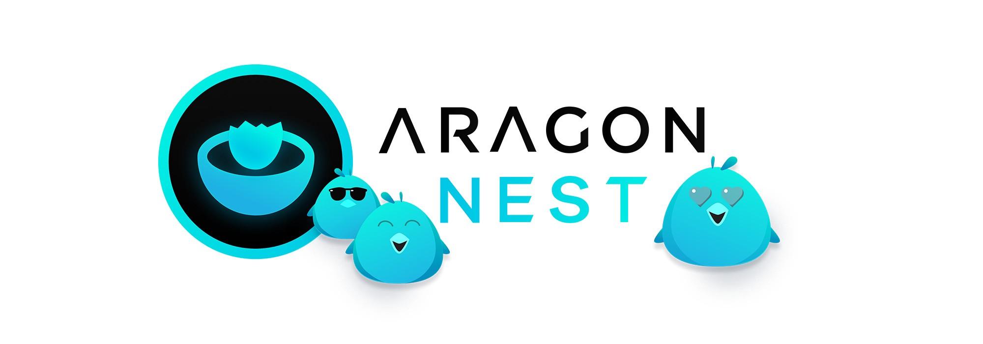 Aragon Nest: First awarded grants