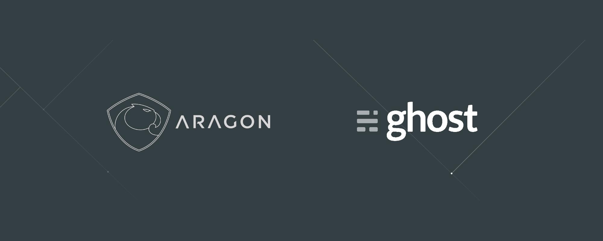 Aragon against censorship—Goodbye Medium, hello Ghost