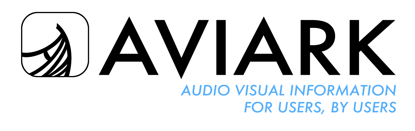 Aviark logo White INFO