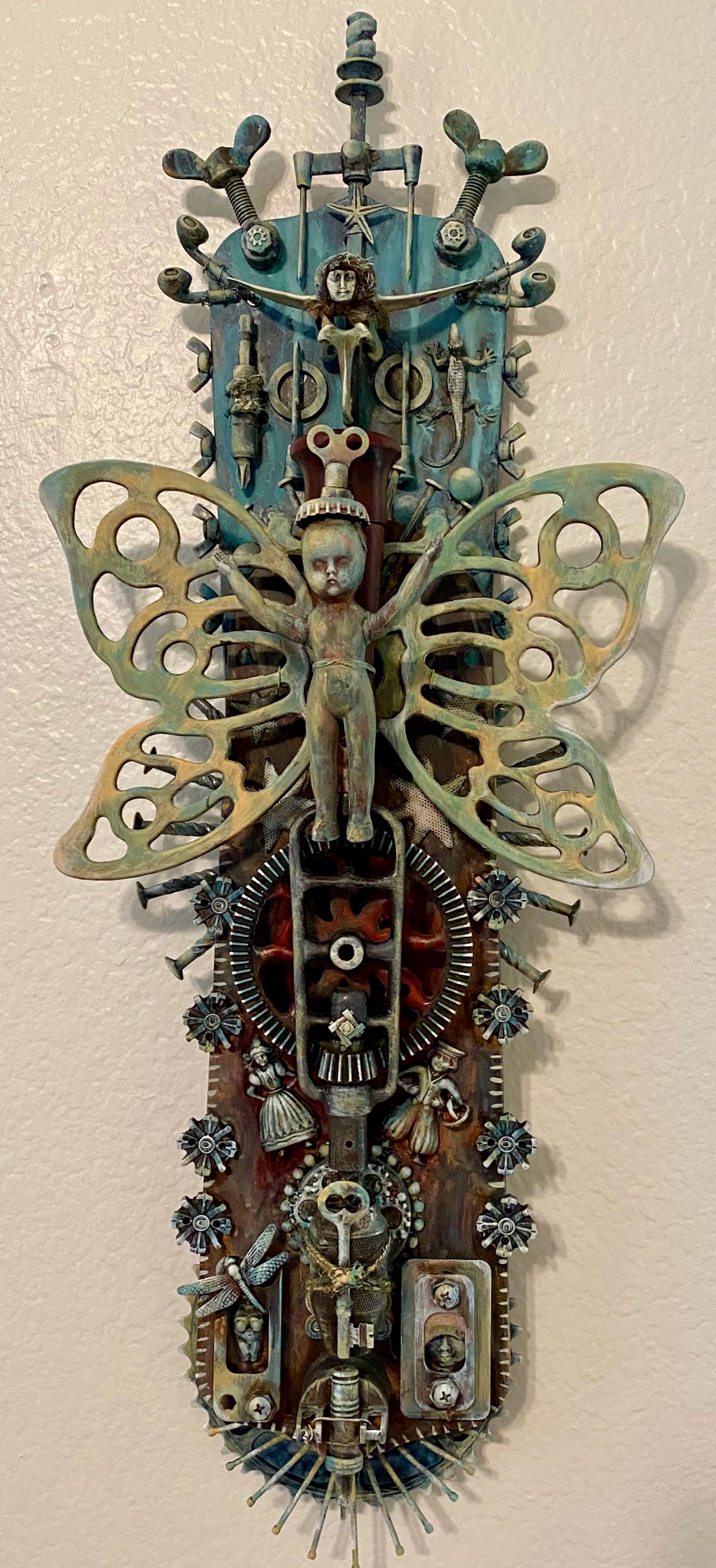 Karla Cloninger - Assemblage Art