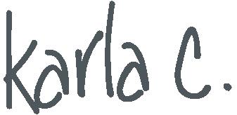 Karla Cloninger Sign