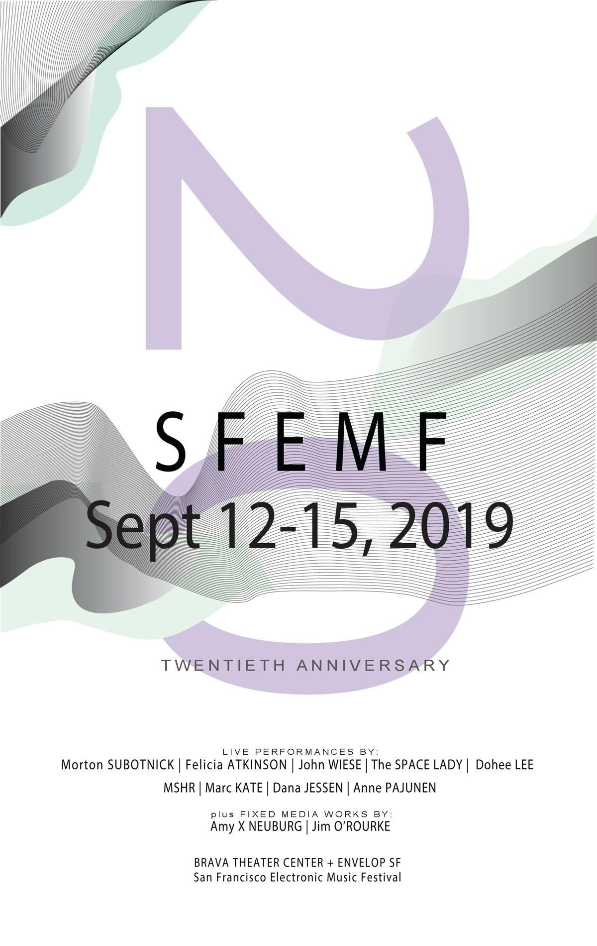 San Francisco Electronic Music Festival 20th Anniversary