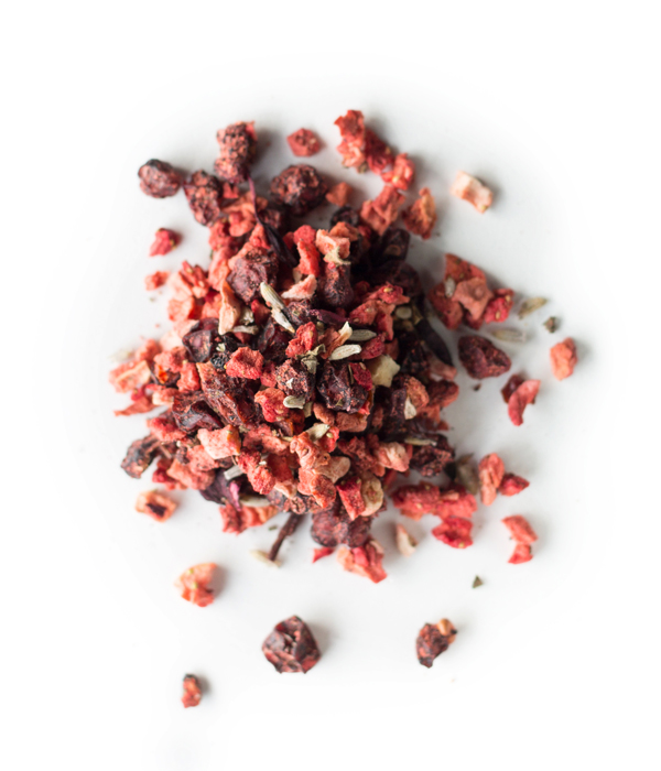 Loose-leaf Omija Berry Blush Tea