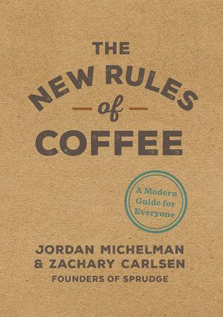 The New Rules of Coffee guide front cover