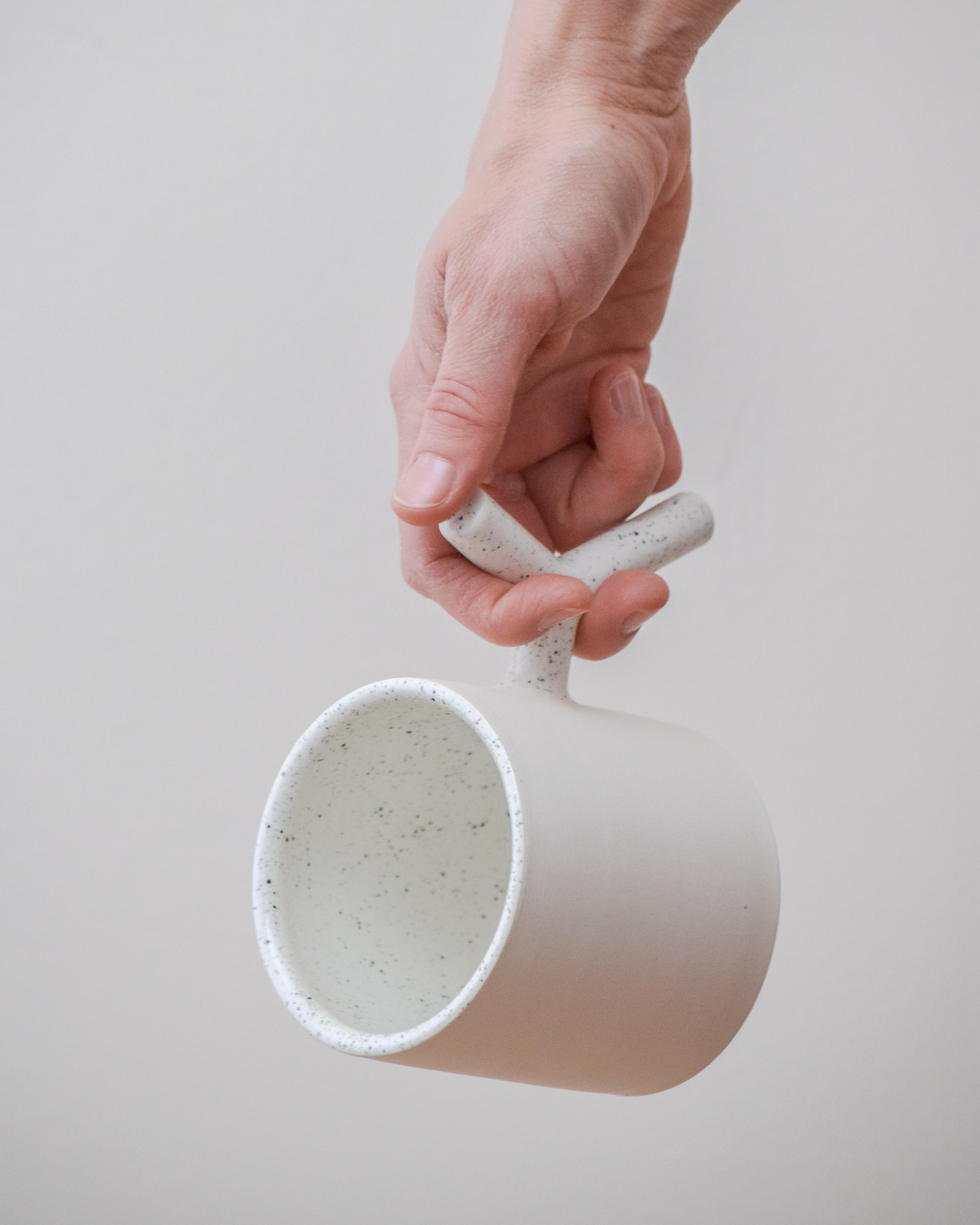 Speckled K-Grip Mug