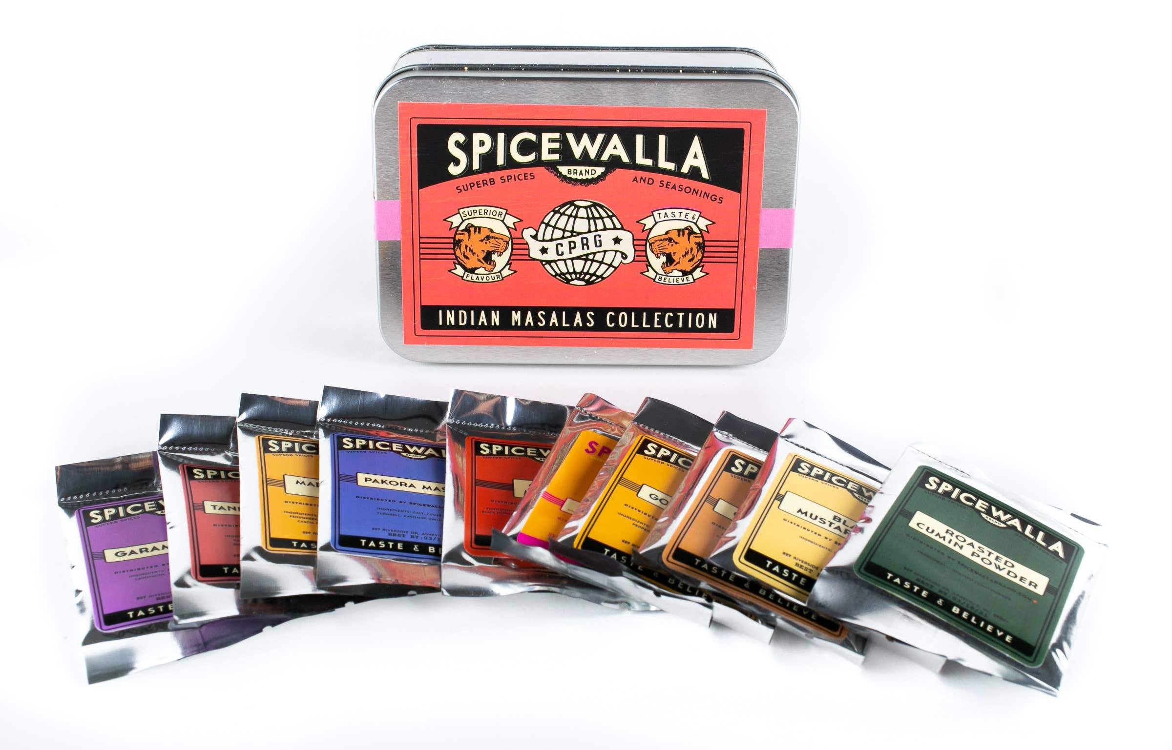Tasting Collection - Indian Masalas