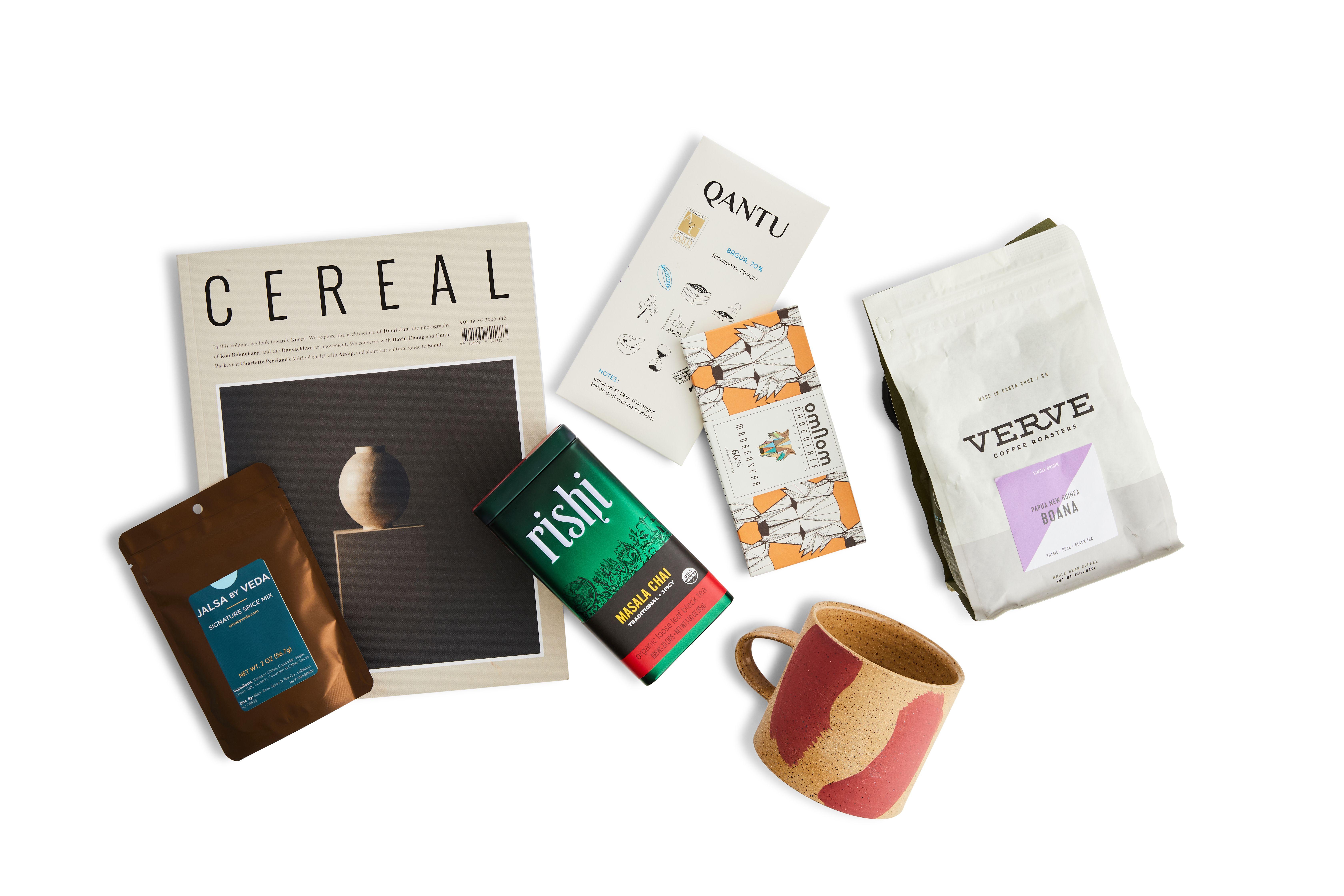The Global Gift Basket