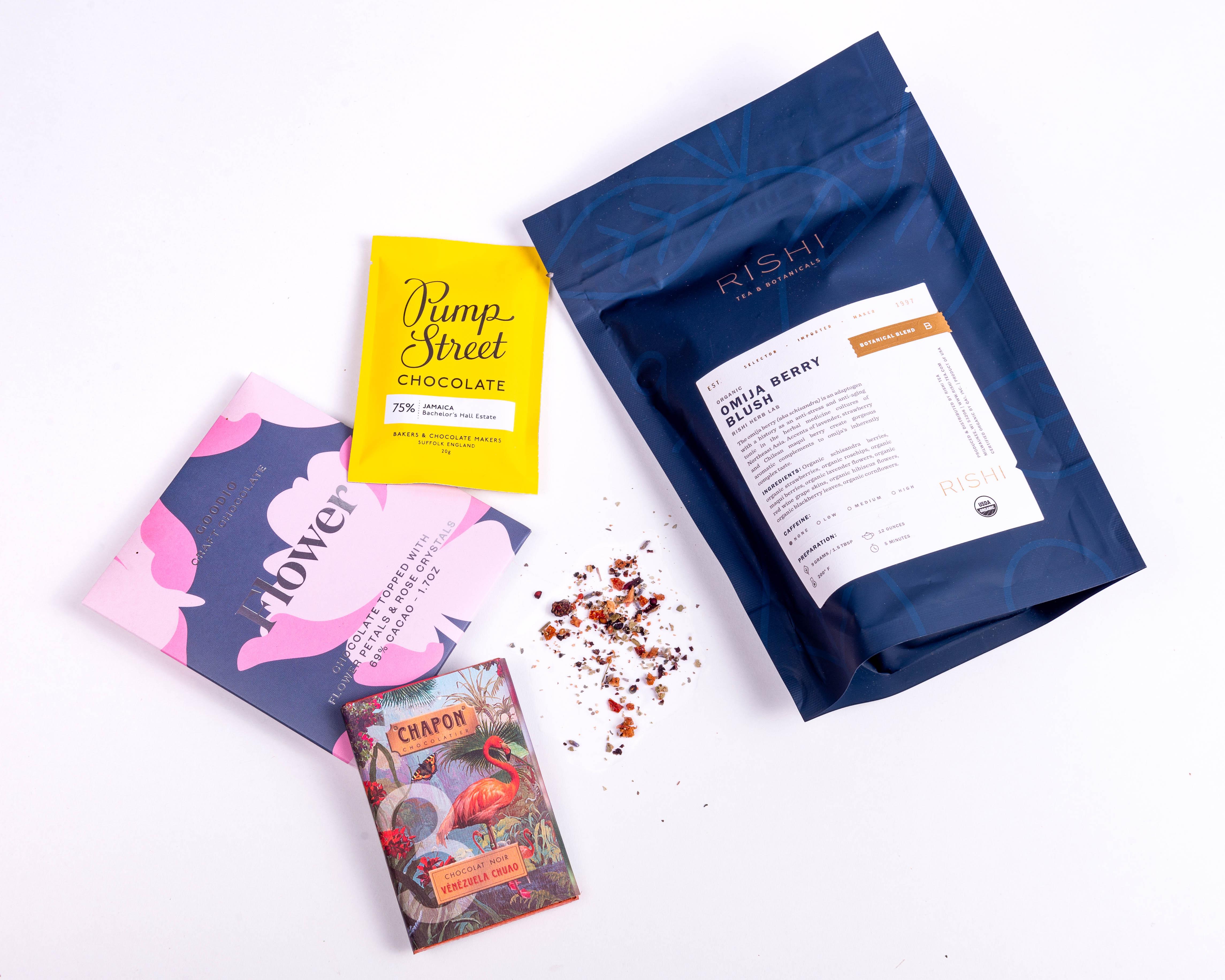 Tea & Chocolate Subscription
