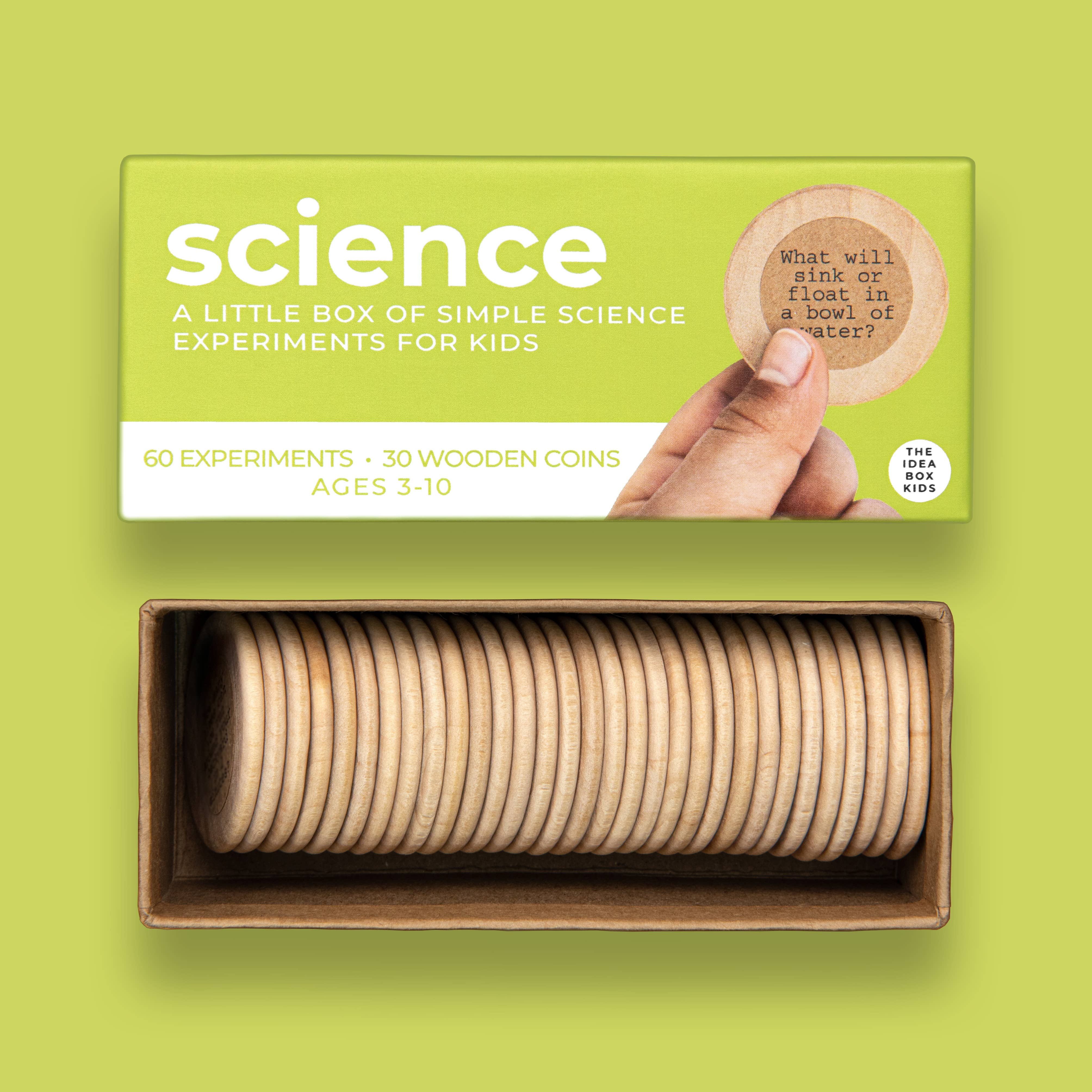 Science - Simple Science Experiments for Kids