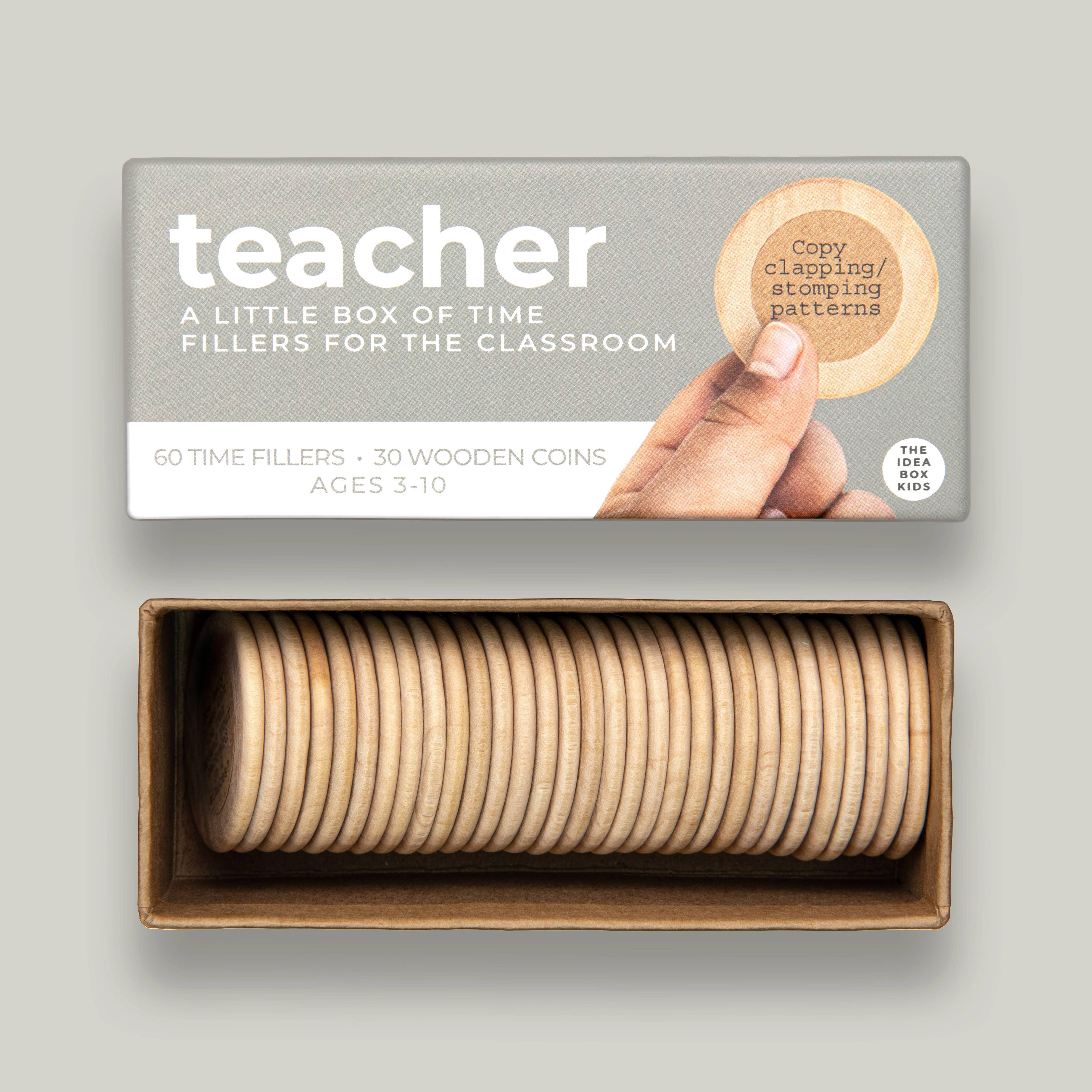 Teacher - Time Fillers for Teachers