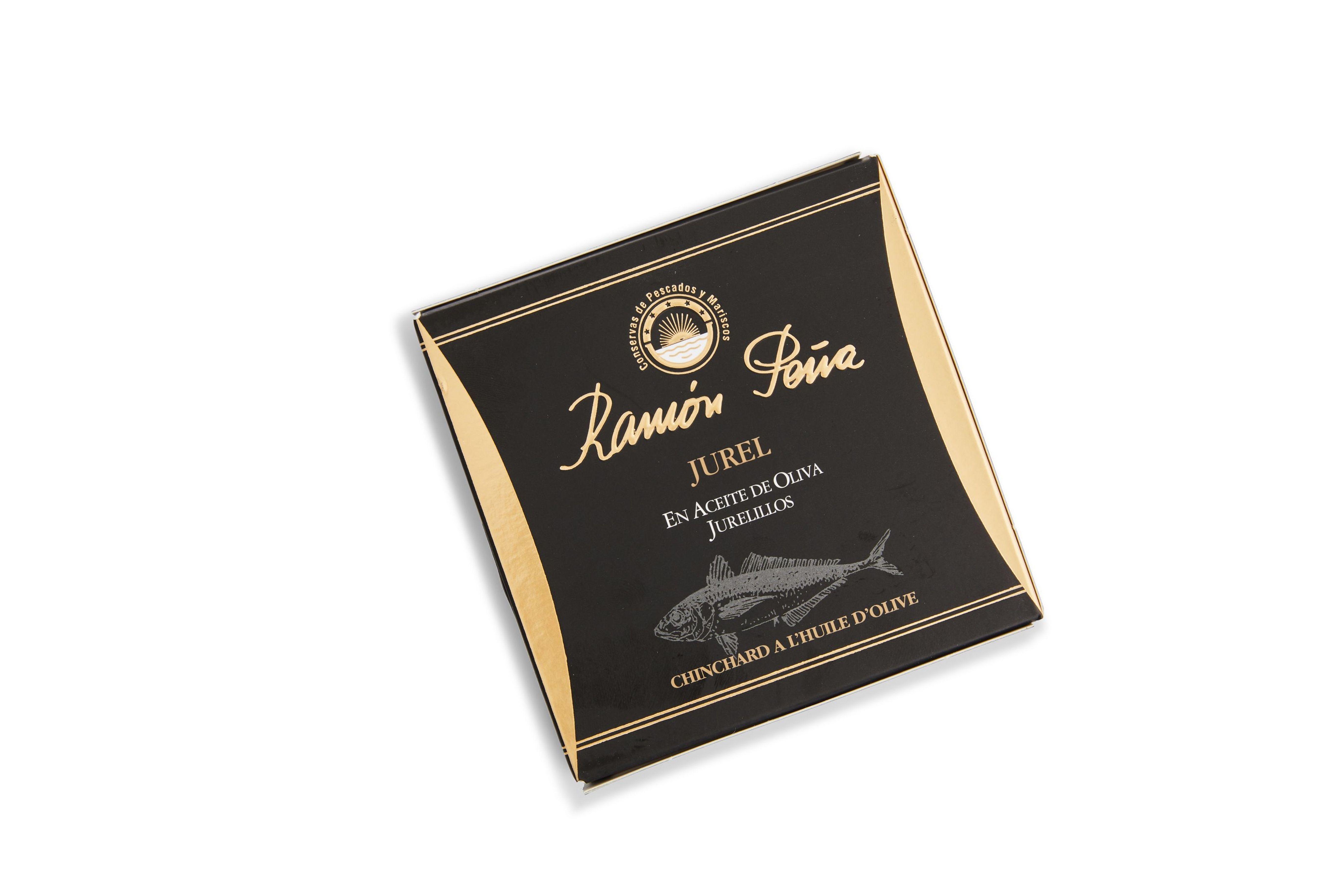 Sardines in Olive Oil 25/30 - Ramon Pena