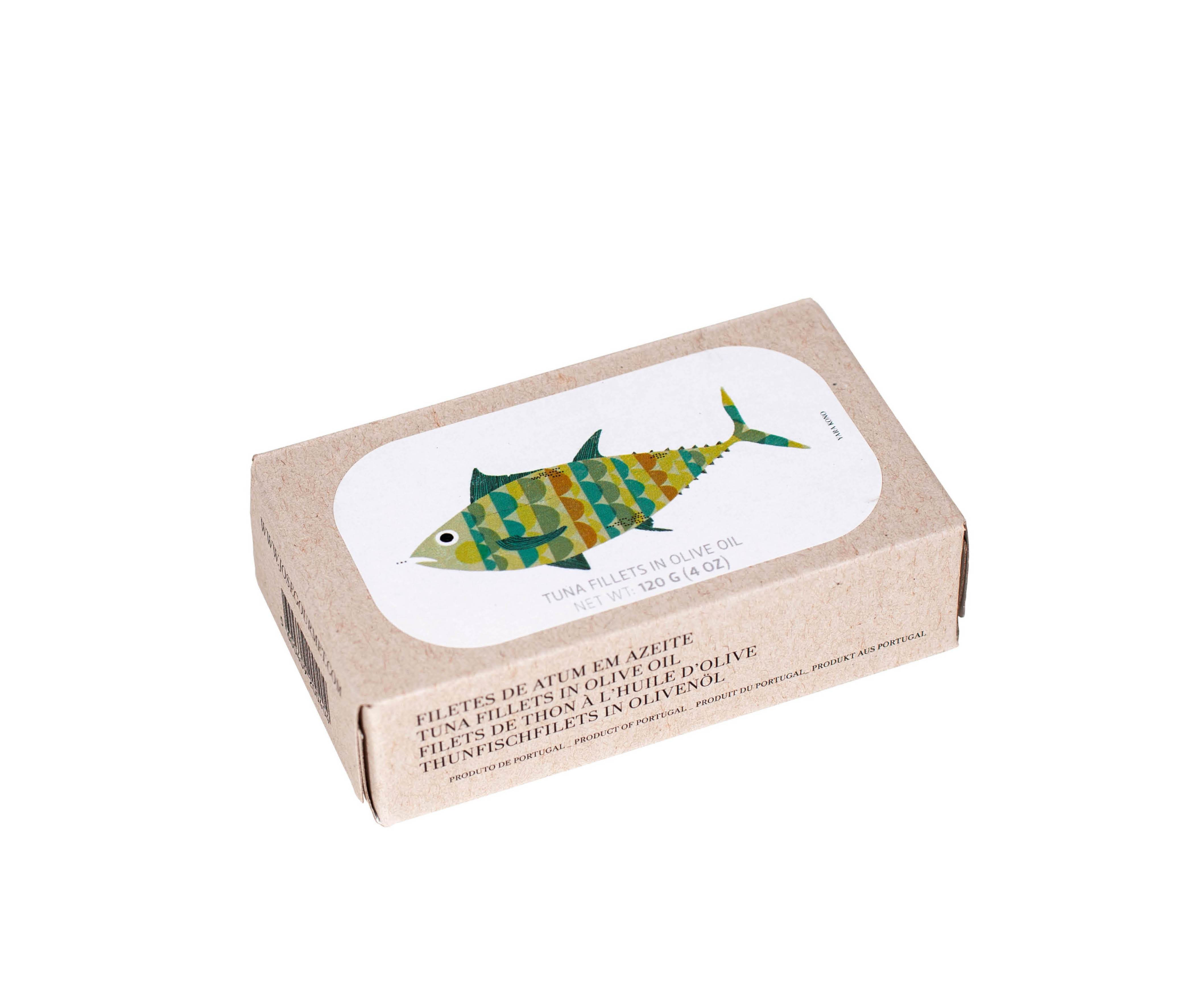 Tuna Fillets in Olive Oil - Jose Gourmet