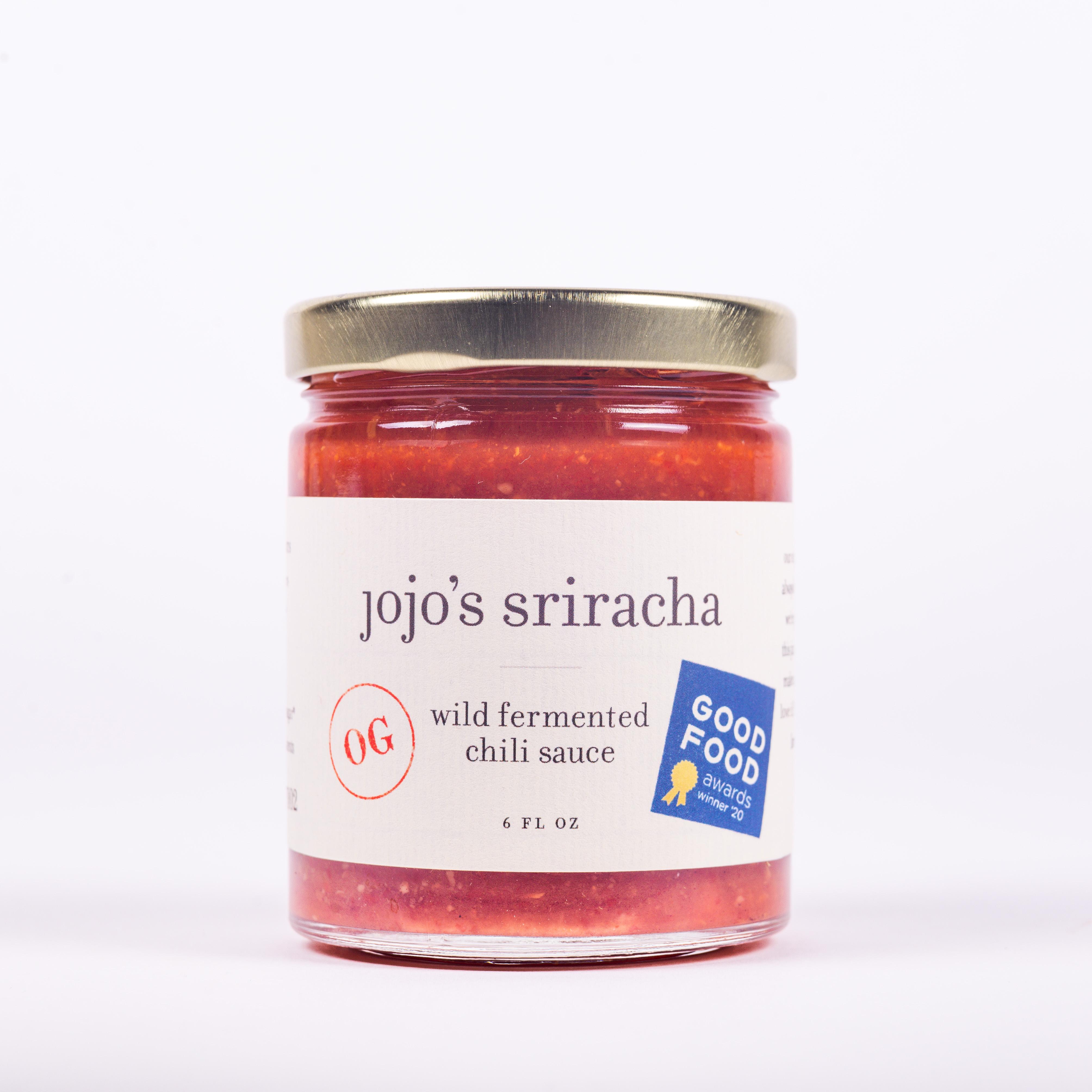 Jojo's OG Sriracha
