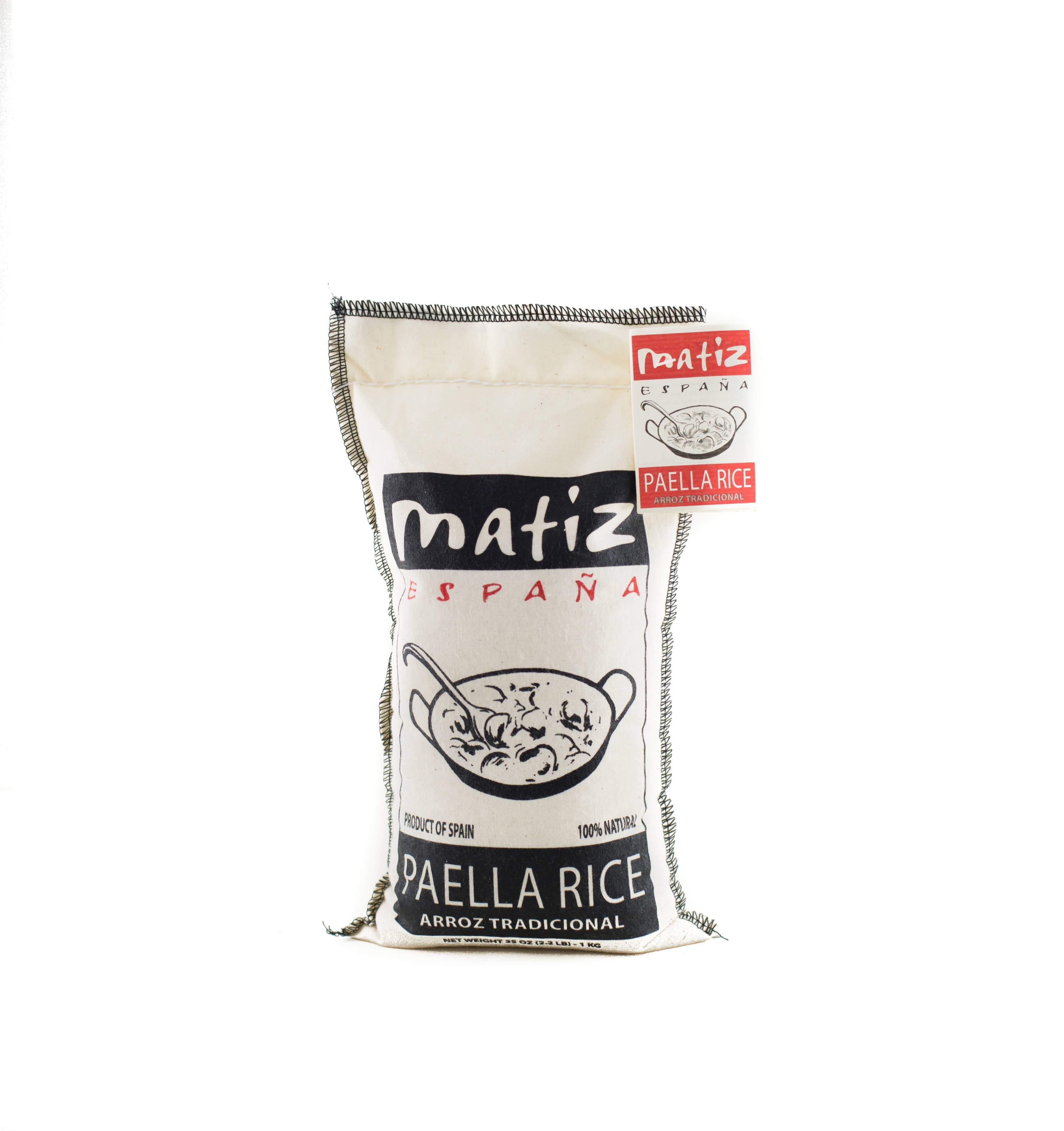 Matiz Paella Rice - 2.2lb