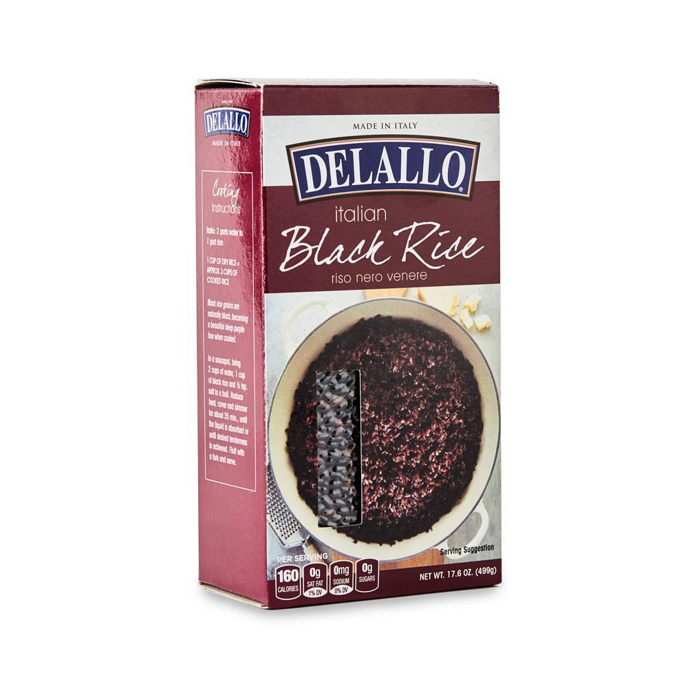 DeLallo Italian Black Rice