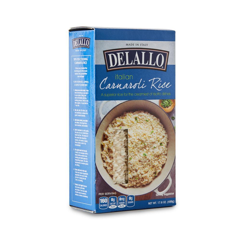 DeLallo Italian Carnaroli Rice