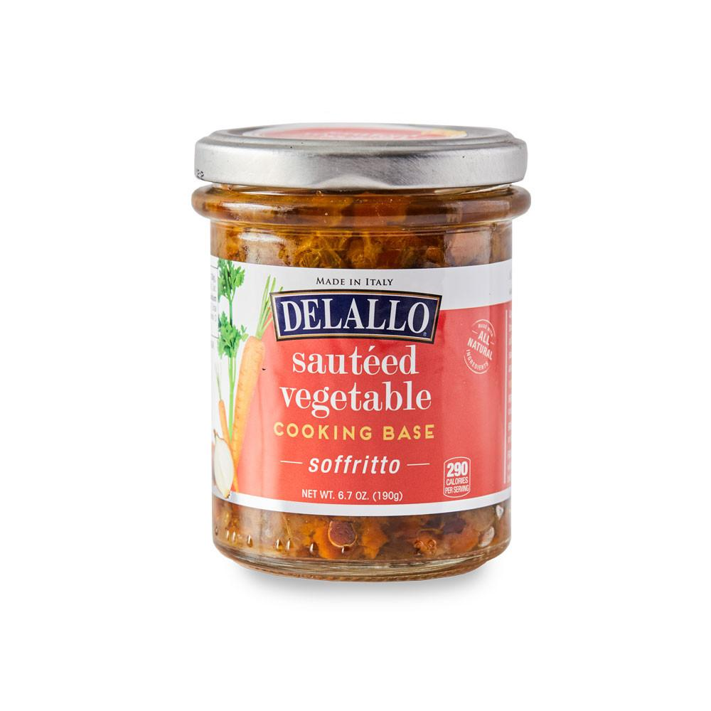 DeLallo Soffritto Sauteed Vegetable Cooking Base