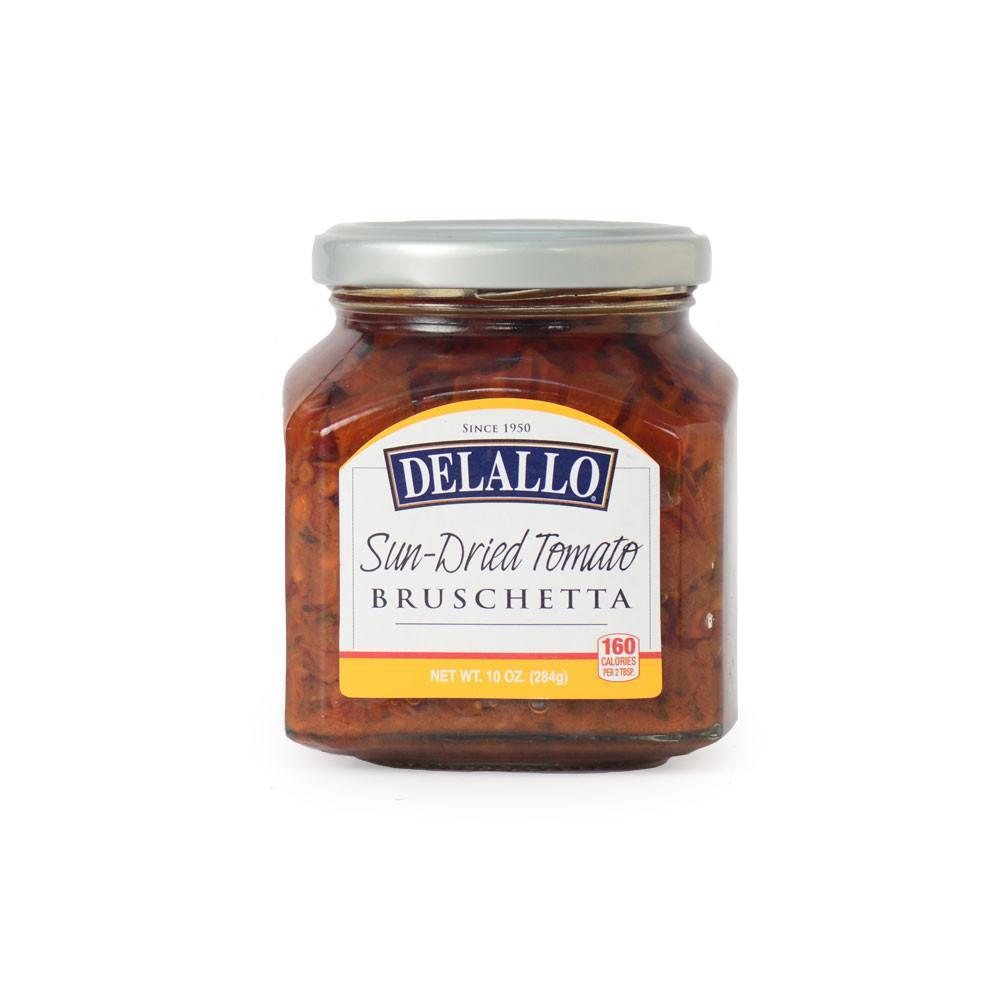 DeLallo Sun-Dried Tomato Bruschetta 10 oz.