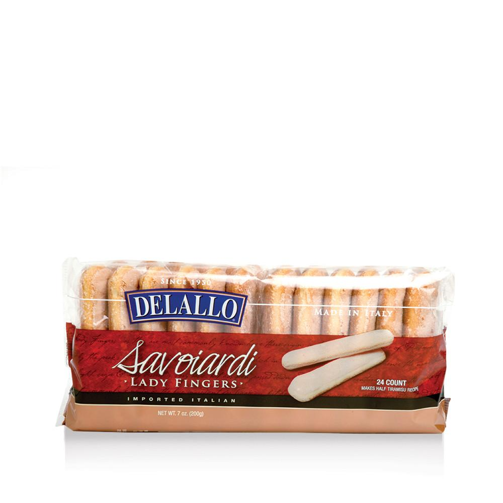 DeLallo Savoiardi Ladyfingers 7.06 oz.
