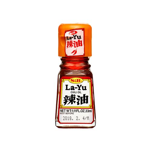 S&B La-Yu Chili Oil