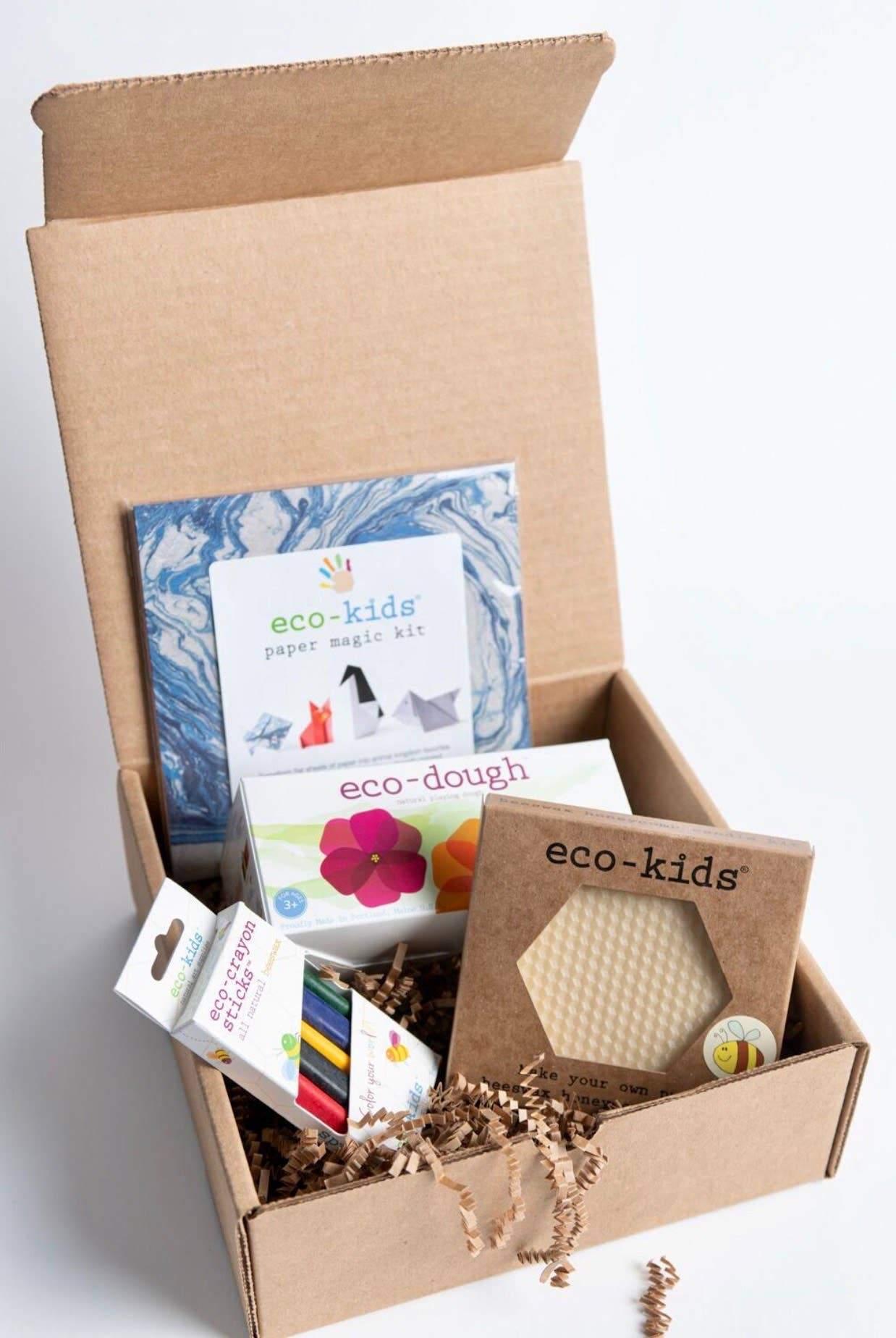 EcoKids' Busy Box