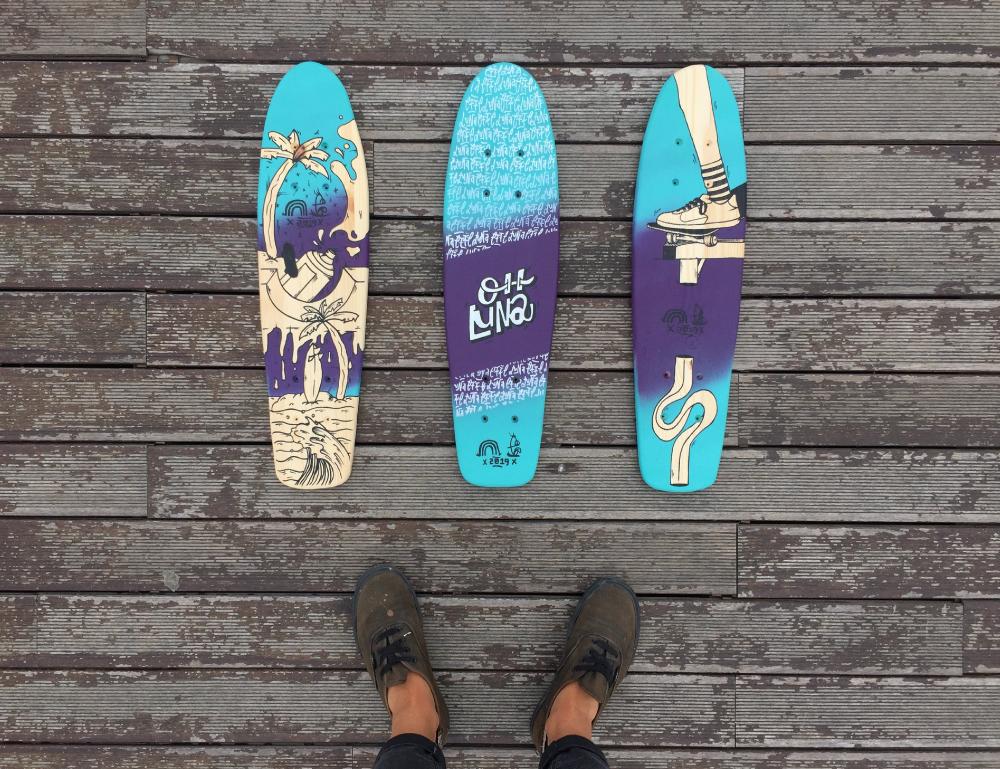 Oh Luna Boards