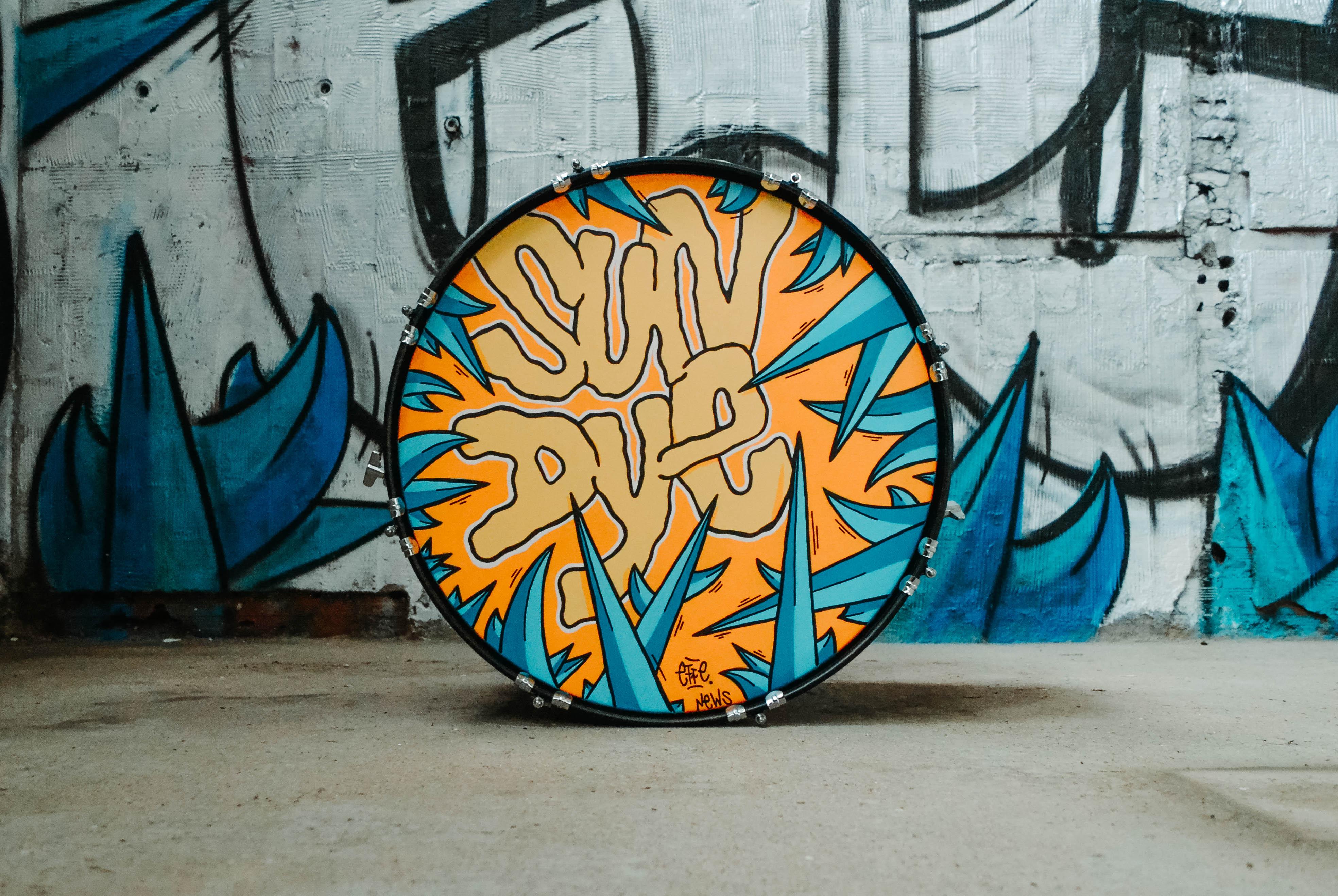Sun Dye (Custom Drum)