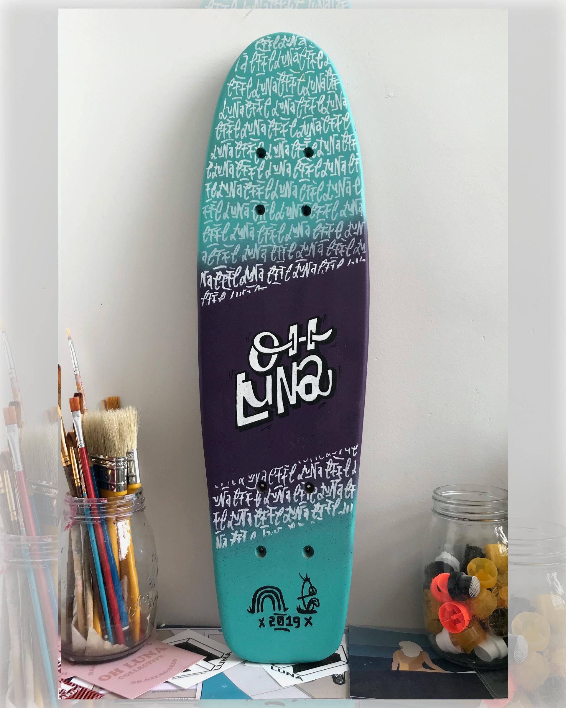 Oh Luna Board #2