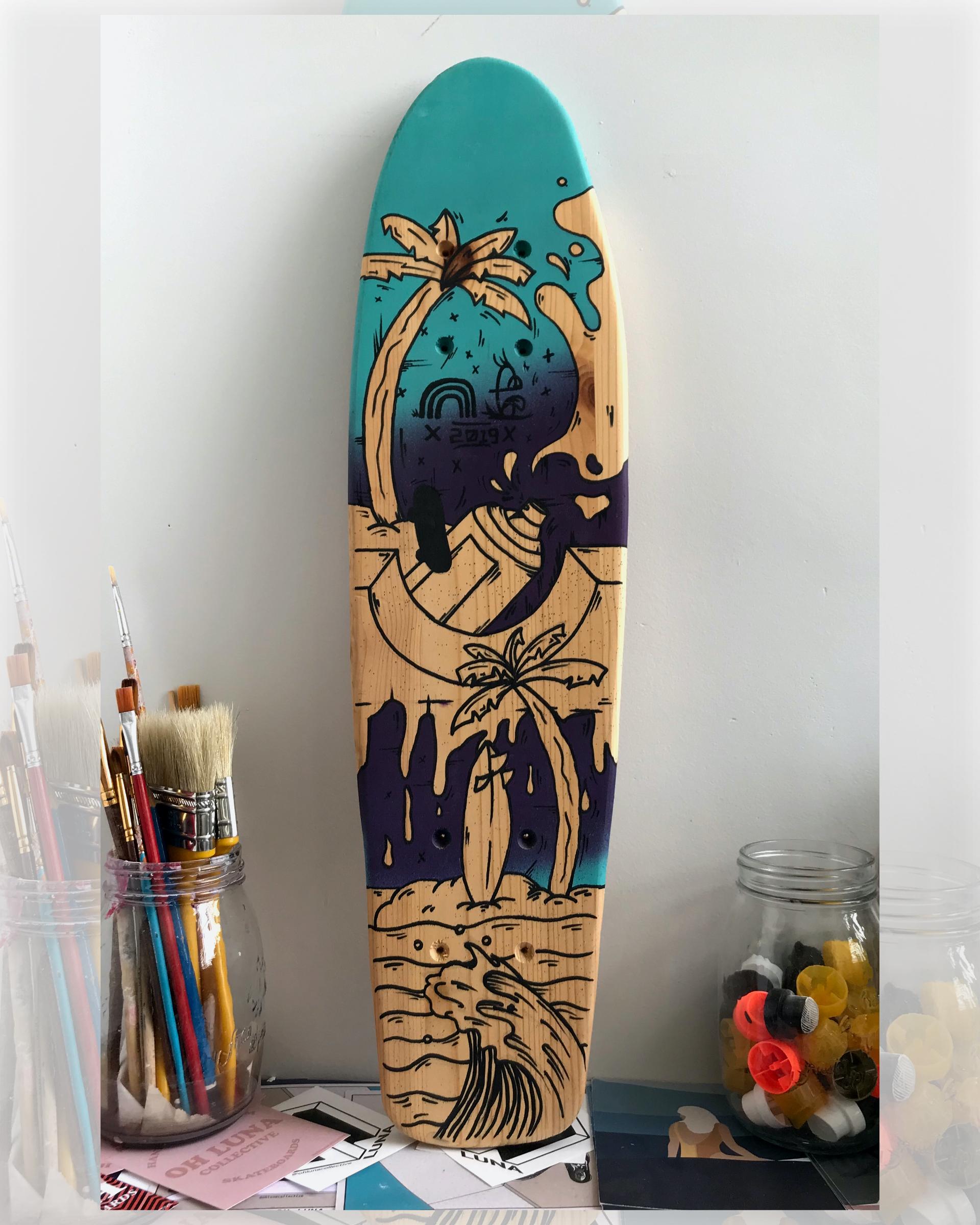 Oh Luna Board #1