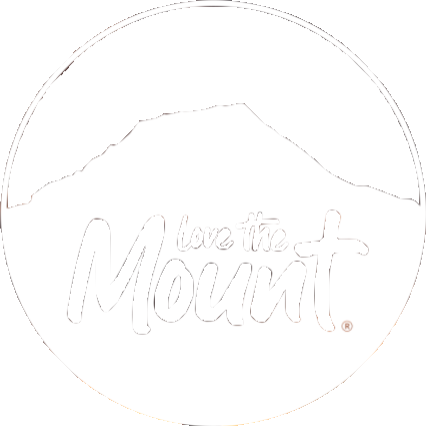Love the Mount Logo