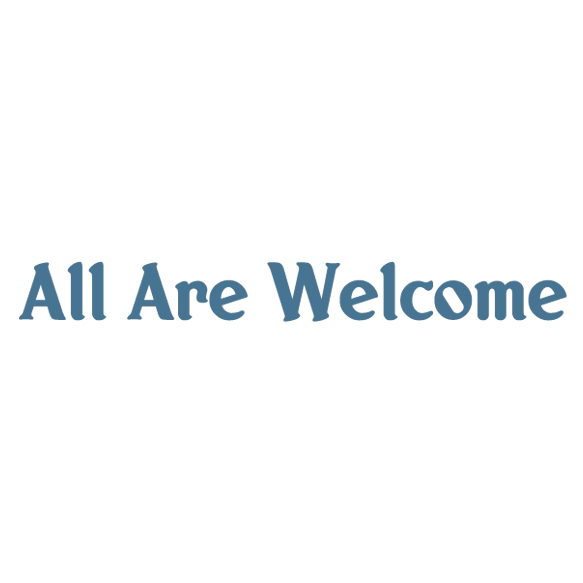 All Are Welcome Bakery Logo