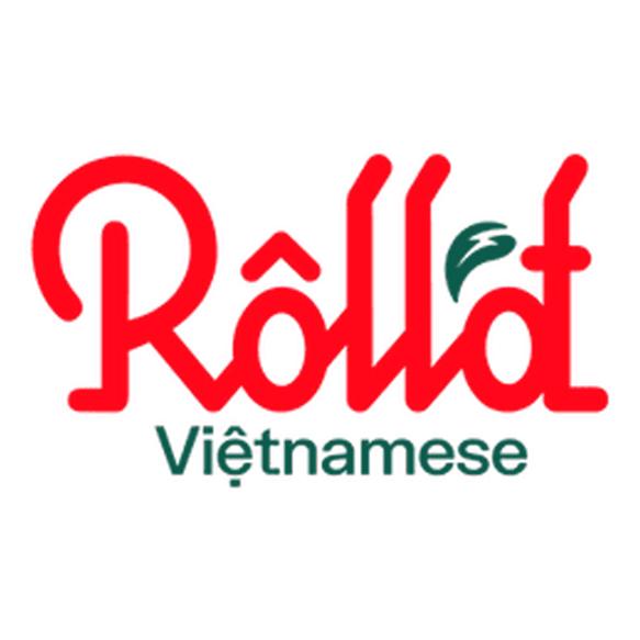 Roll'd Vietnamese Logo