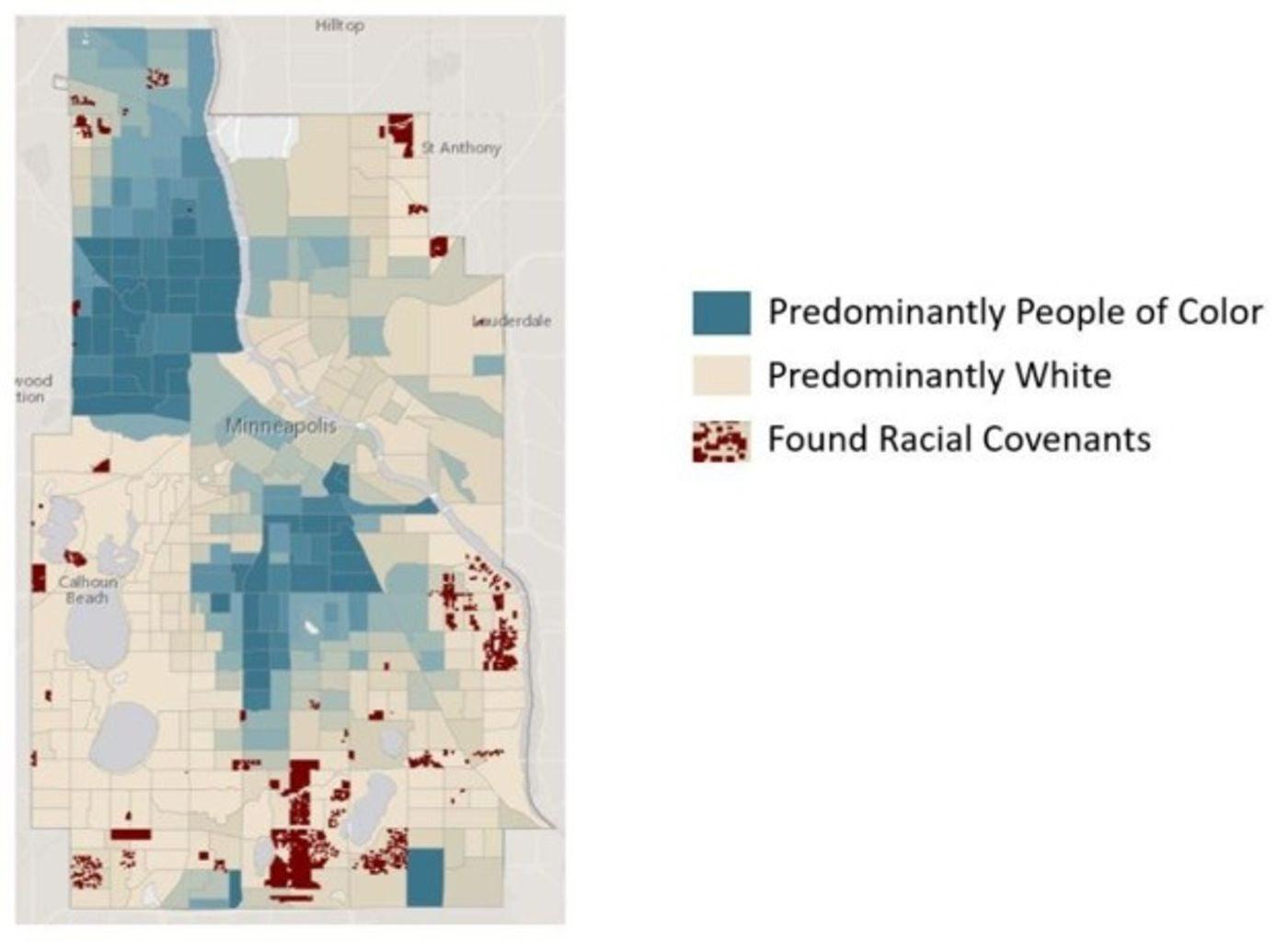 Racial housing covenants
