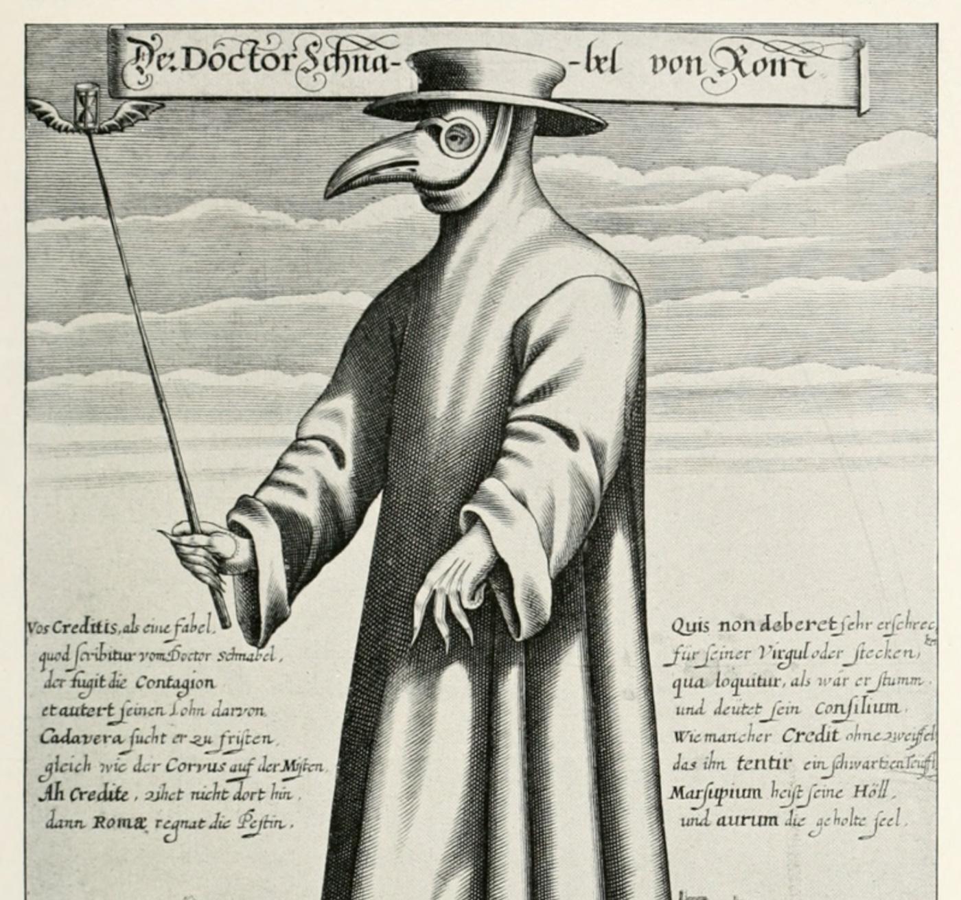 The Beak mask