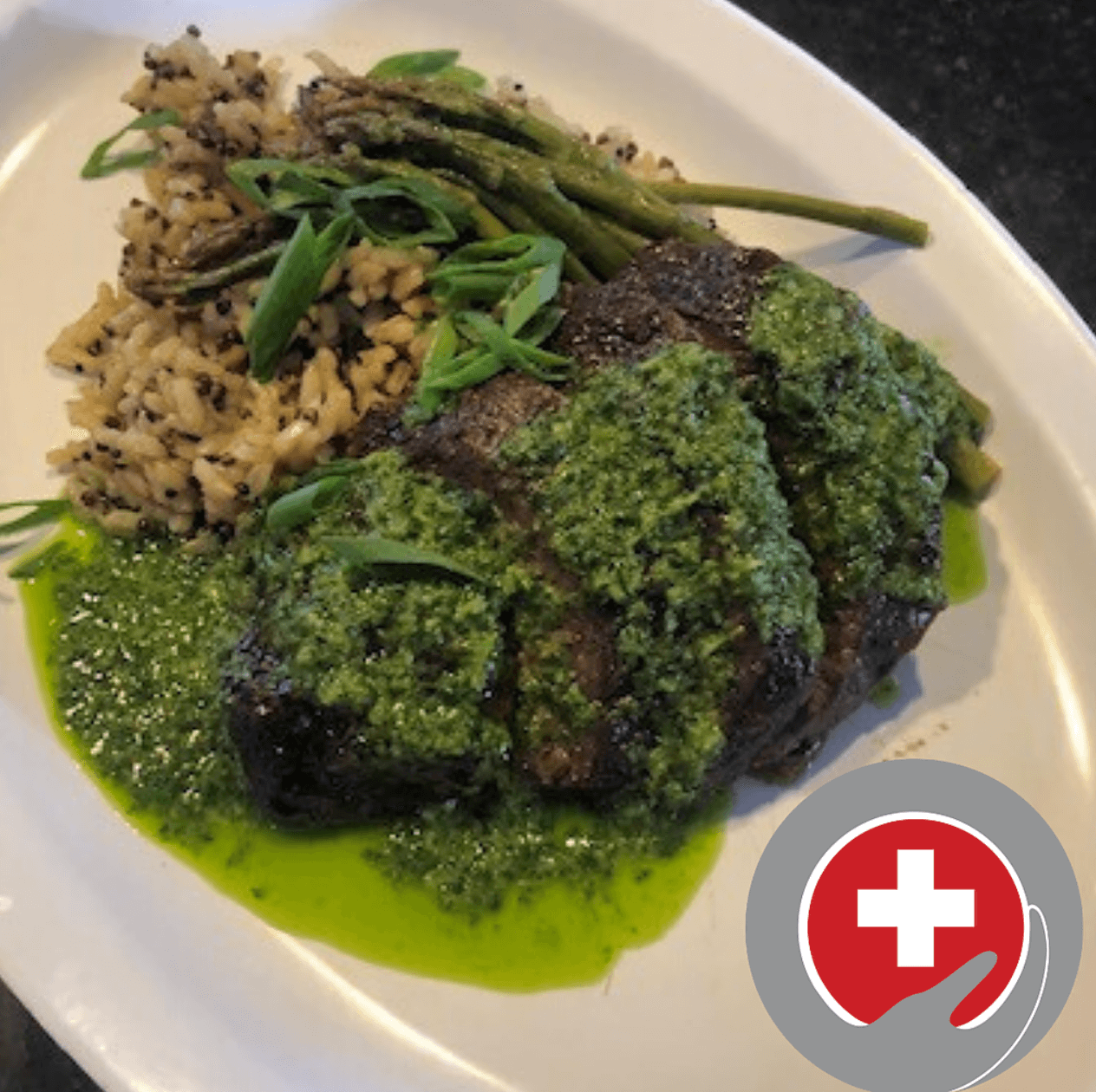 Recipes in Recovery: Steak Chimichurri
