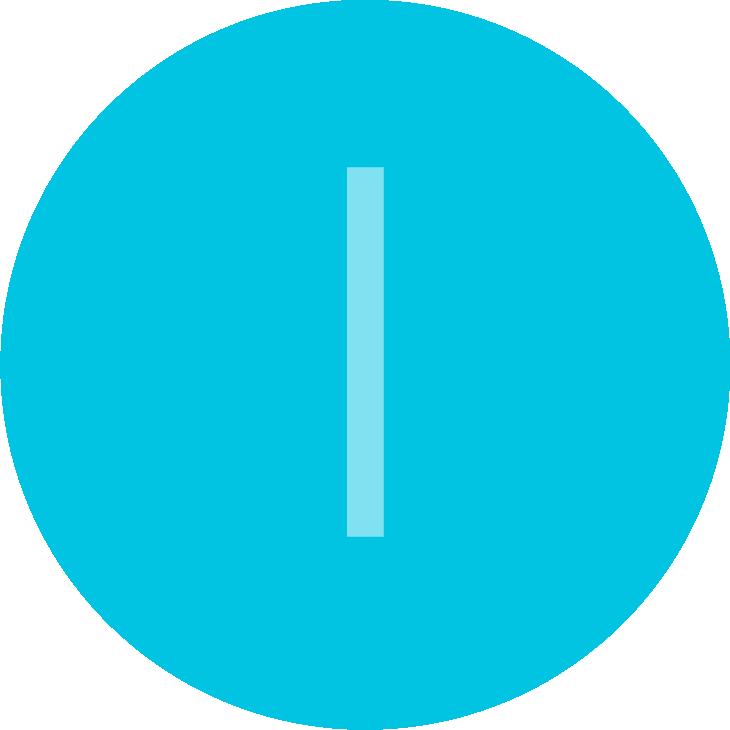 Review avatar letter I