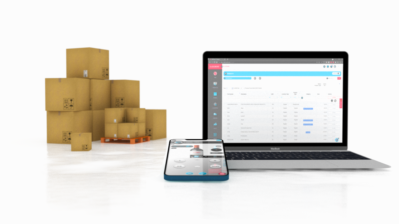 SwiftCount Warehouse Management Cloud