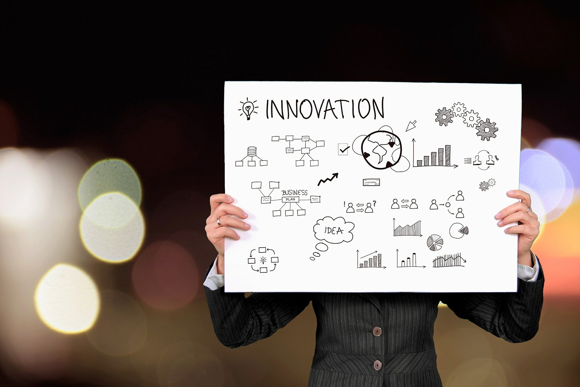 Keys to Entrepreneurship & Innovation