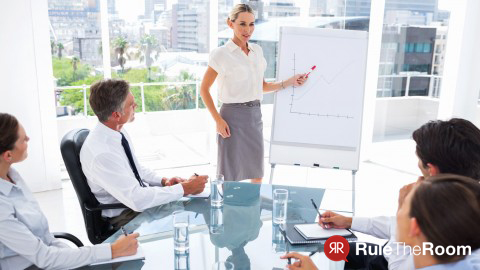 Sophisticated Executive Presentation Skills for the Busy CEO