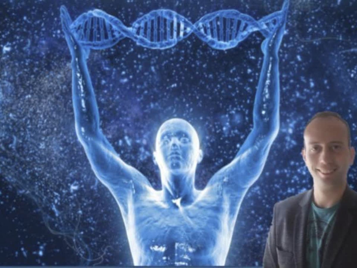 How to Become Psychic by Activating your 12 DNA Strands