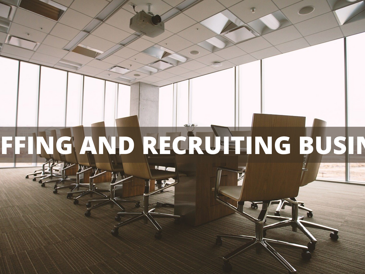 Starting Your Recruitment Business