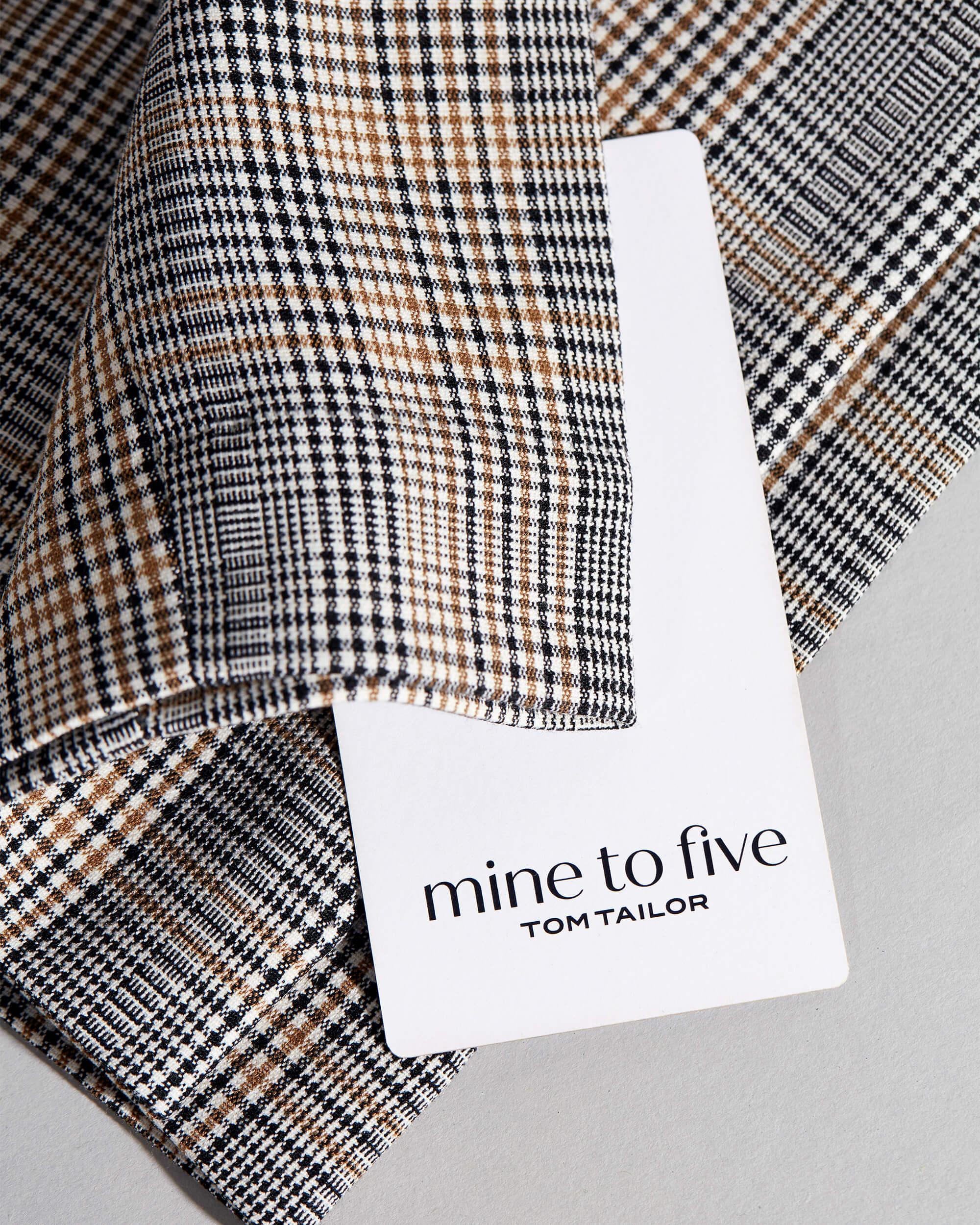 Mine to Five Label