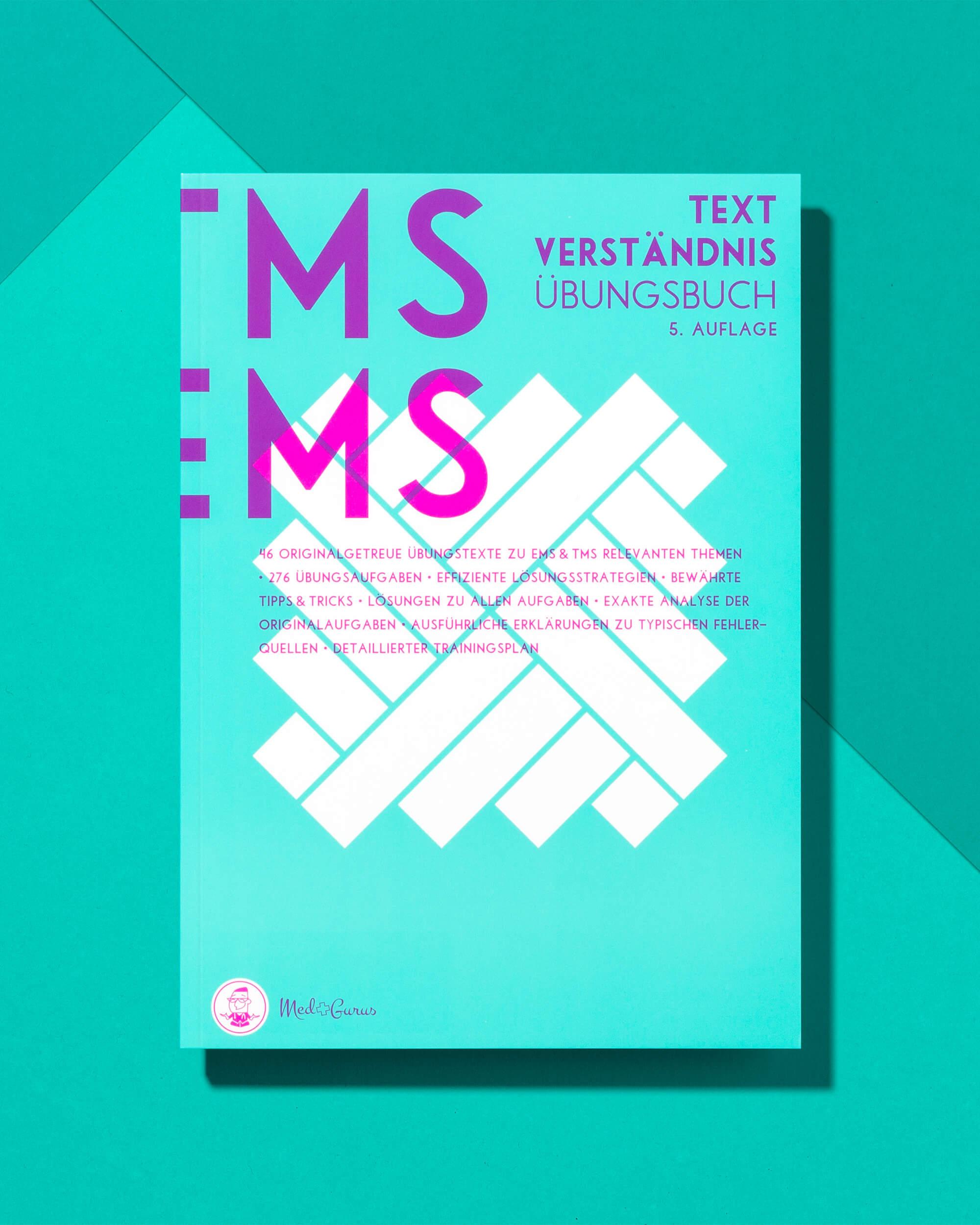 Grafik und Schrift auf dem Cover