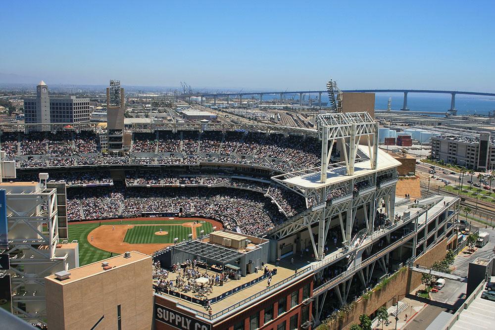 San Diego Padres at Petco Park