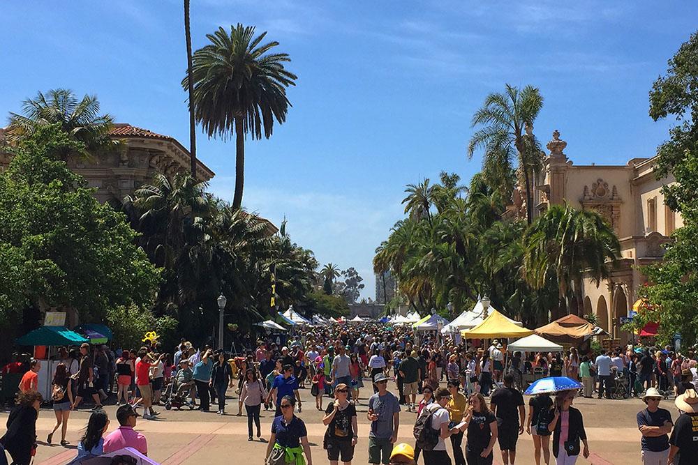 San Diego Earth Day Festival