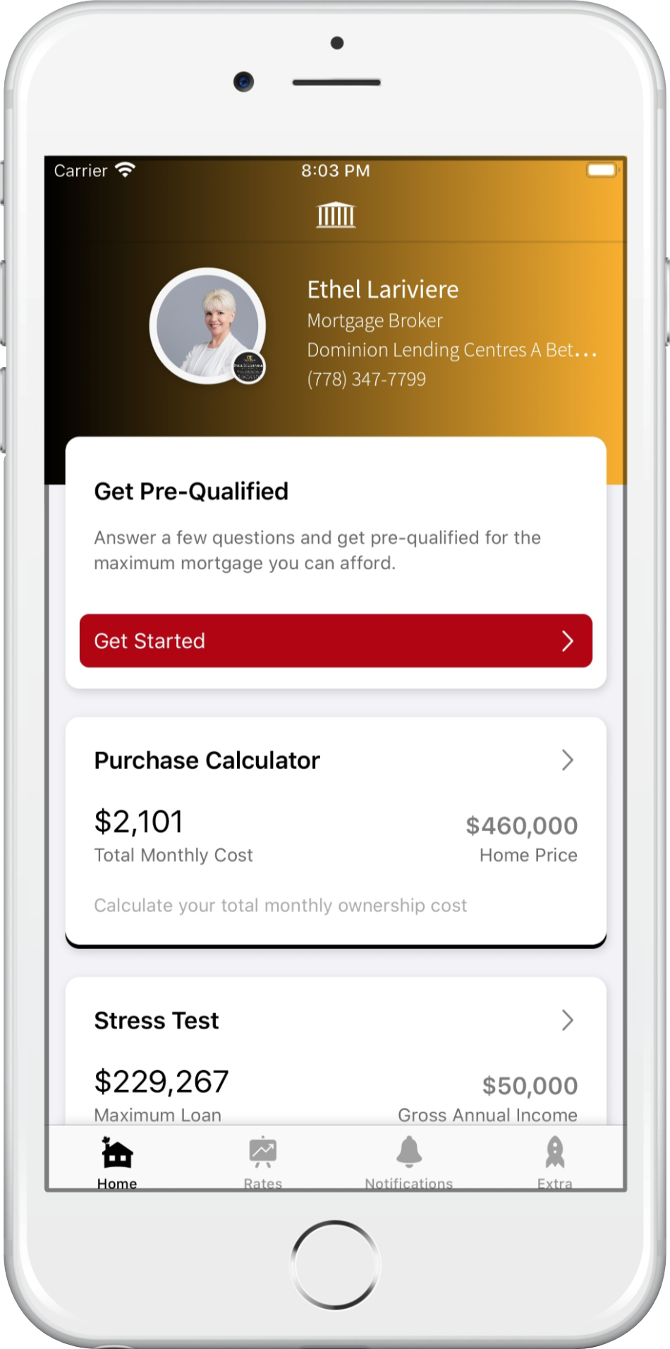 My Mortgage Toolbox Mobile App