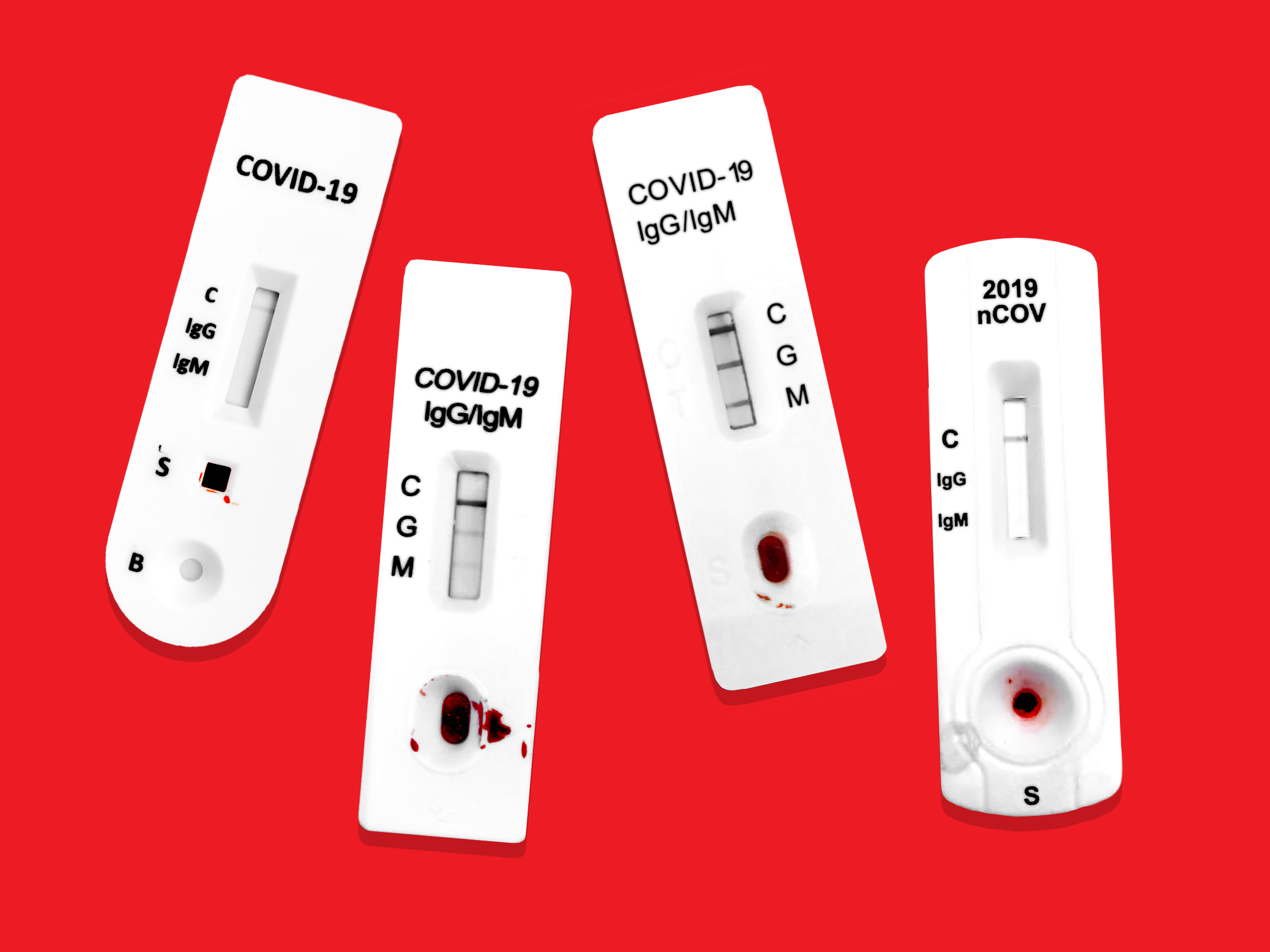 FDA Bans Some Spurious Antibody Tests